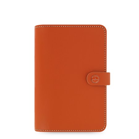 - Filofax - Original Organizer - Personal - Burnt Orange