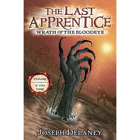 The Last Apprentice: Wrath of the Bloodeye (Book