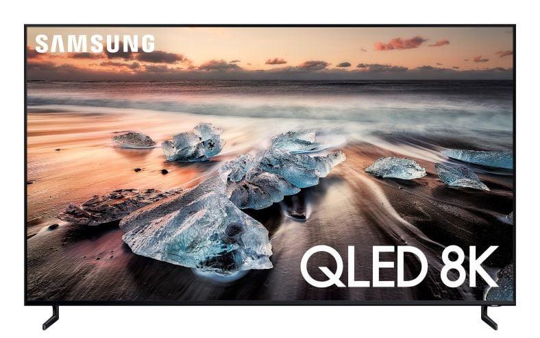 "SAMSUNG 65"" Class 8K Ultra HD (4320P) HDR Smart QLED TV QN65Q900R (2019 Model)"