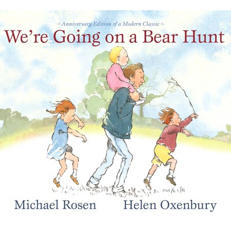We're Going on a Bear Hunt : Anniversary Edition of a Modern Classic