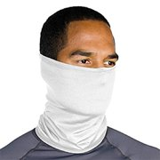 UPF 50+ Ultimate UV Protection Neck Gaiter, Face mask, Headband, Scarf – Great Sun Protection in The Summer and Winter – for Fishing, Sailing, Skiing All Summer and Winter Sports