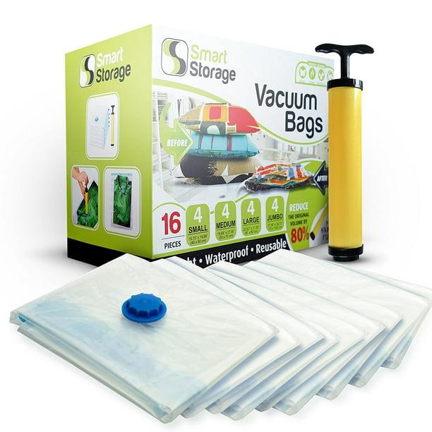 Smart Storage Vacuum Bags