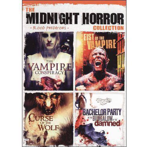 The Midnight Horror Collection: Blood Predators (Widescreen)