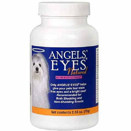Angels' Eyes Natural Tear Stain Eliminator Remover, Chicken (Cat Eye Color)