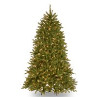 6.5 ft. PowerConnect(TM) Dunhill Fir Tree with Dual Color LED Lights