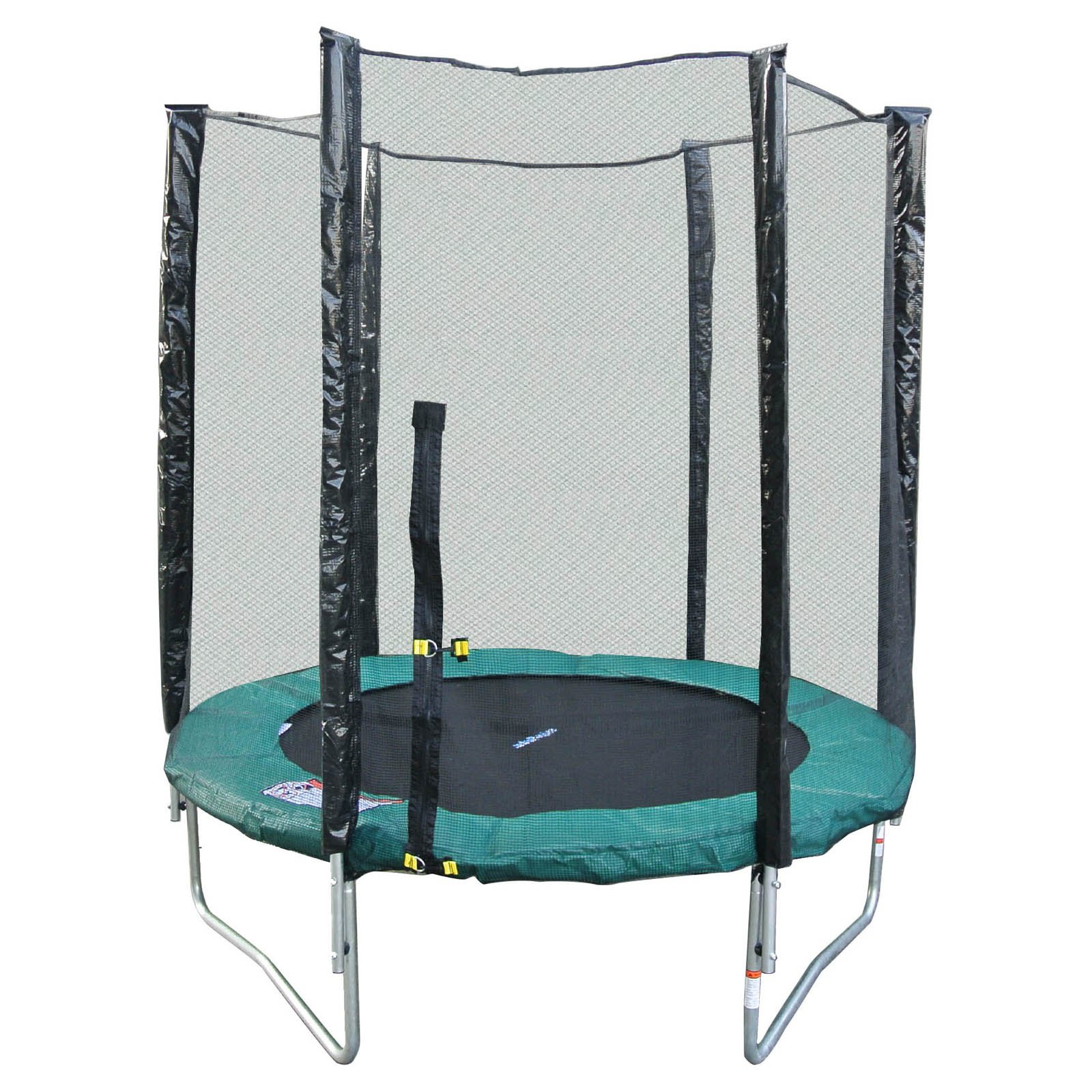 Super Jumper 6 ft. Trampoline with Enclosure by Overstock
