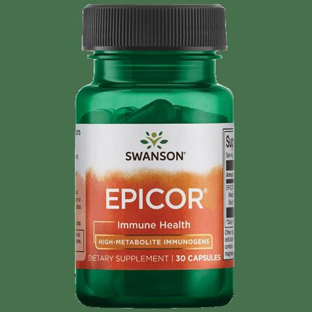 Swanson Epicor 500 mg 30 Caps