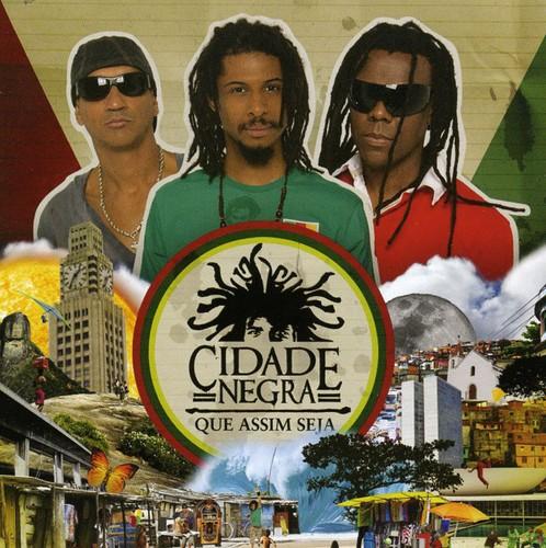 Cidade Negra : Que Assim Seja