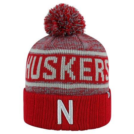 Nebraska Cornhuskers Official NCAA Cuffed Knit Acid Rain Beanie ... ccb8501195f