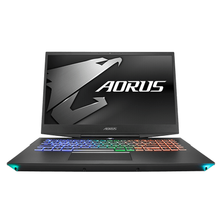 "Gigabyte AORUS 15-XA-F74CDW Gaming and Entertainment Laptop (Intel i7-9750H 6-Core, 16GB RAM, 7.6TB SATA SSD, 15.6"" Full HD (1920x1080), NVIDIA RTX 2070, Wifi, Bluetooth, Webcam, Win 10 Pro) - image 6 of 6"