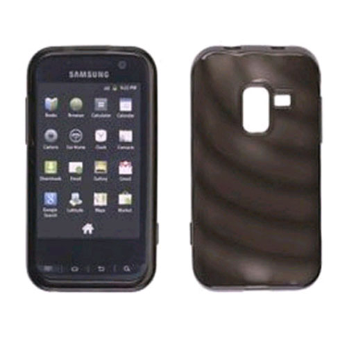 Ventev Ripples Dura-Gel Case for Samsung SPH-D600 (Smoke)