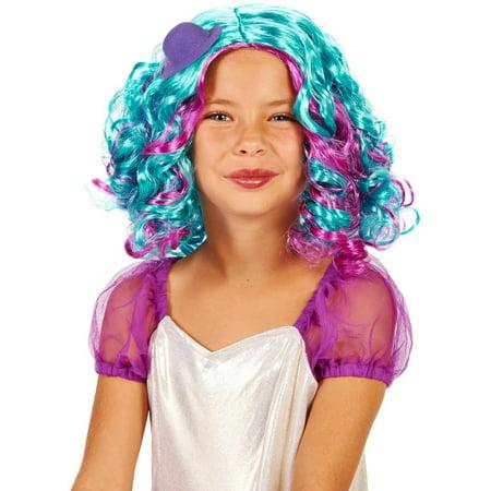 Pastel Child Wig Halloween Accessory](Pasteles De Halloween)