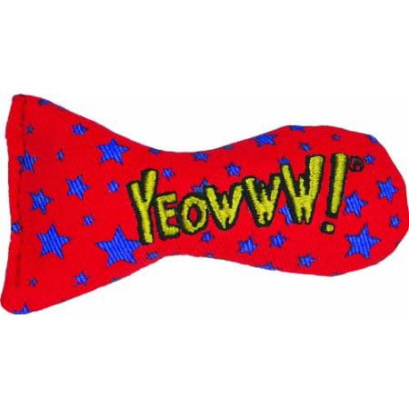 Yeowww! Stinkies Stars Cat Toy ()