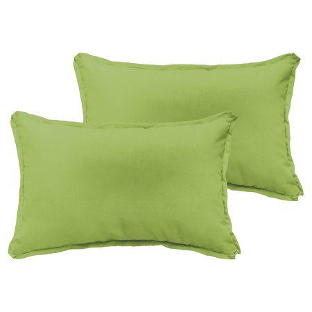 Mozaic Company 24 in. Outdoor Lumbar Pillow - Set of 2 Company Store Pillow