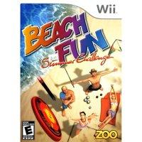 Beach Fun: Summer Challenge - Nintendo Wii