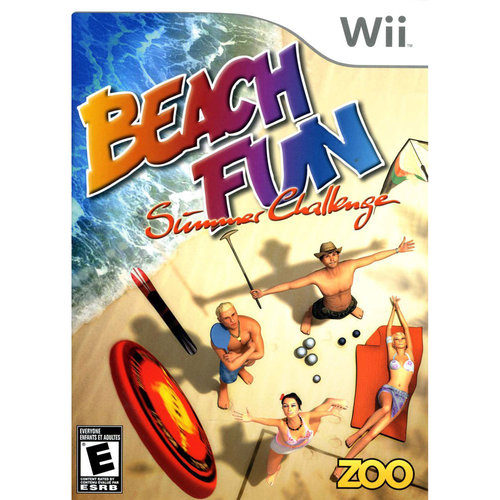 Beach Fun: Summer Challenge - Nintendo Wii
