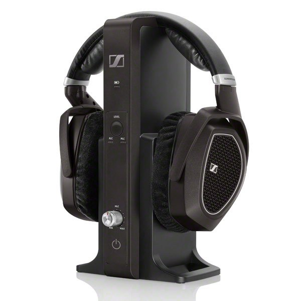 Sennheiser RS185 OE RF Stereo Home Audio Wireless Headphone System, New by Sennheiser