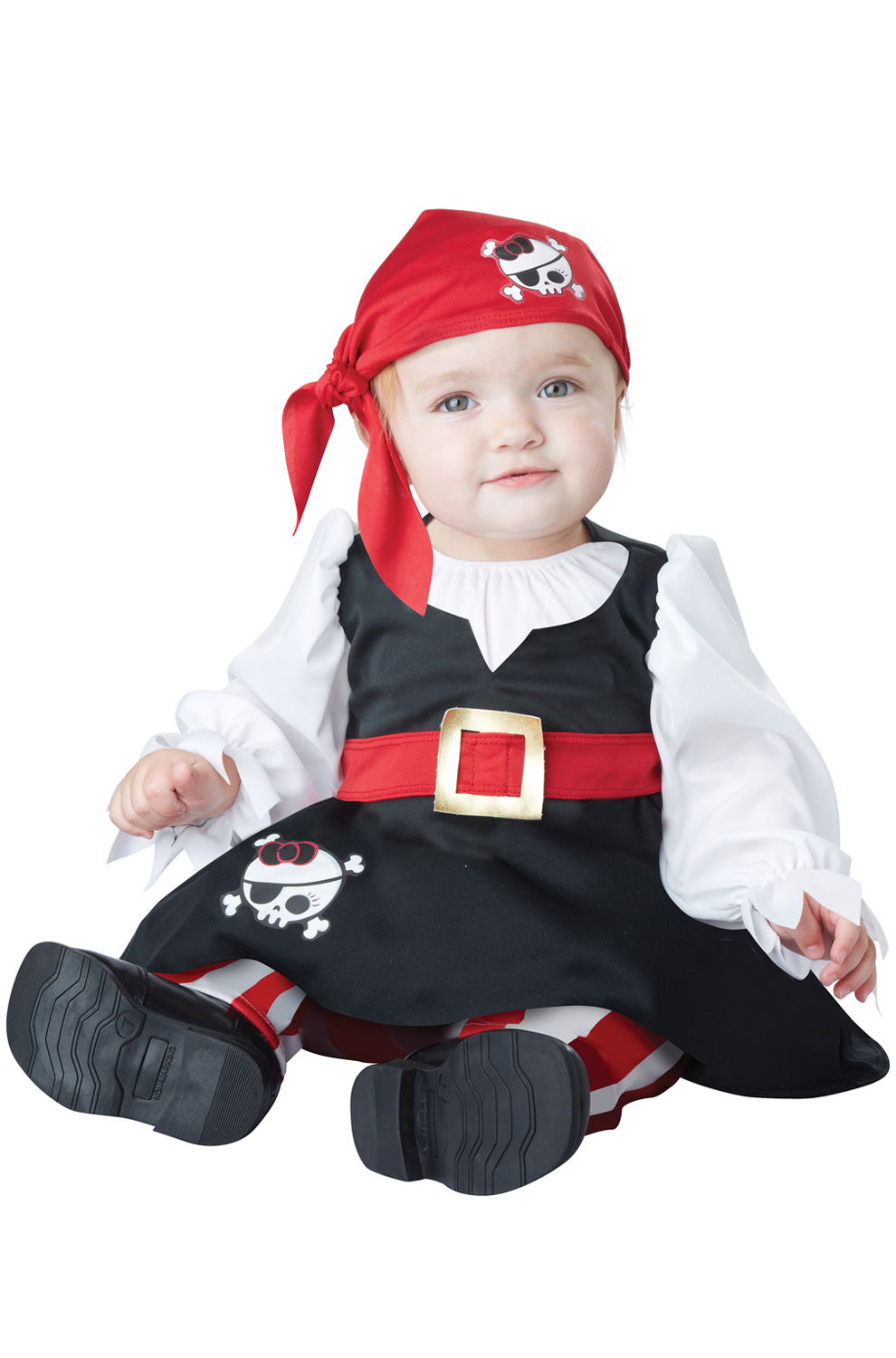 Petite Pirate Infant Costume by California Costumes