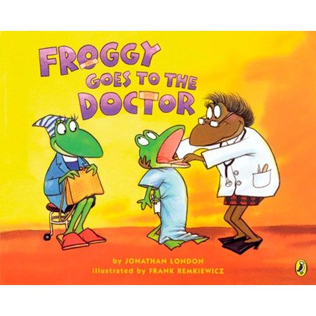 Froggy Goes to the Doctor](Froggy Halloween 2)