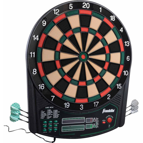 Franklin Sports FS6000 Electronic Dartboard