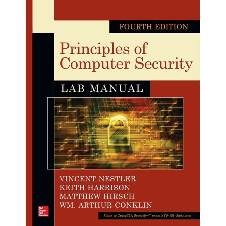 Principles of Computer Security Lab Manual, Fourth