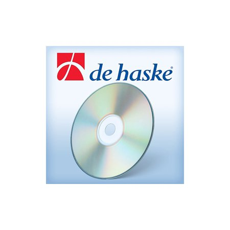 De Haske Music Wind Music of Franco Cesarini - Vol. 1 (De Haske Sampler CD) Concert Band Composed by Franco Cesarini