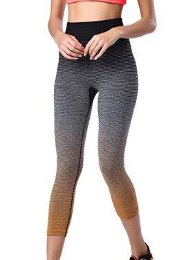 9c502aa9770ed Product Image Women's Stretch High Waist Fitness Pants