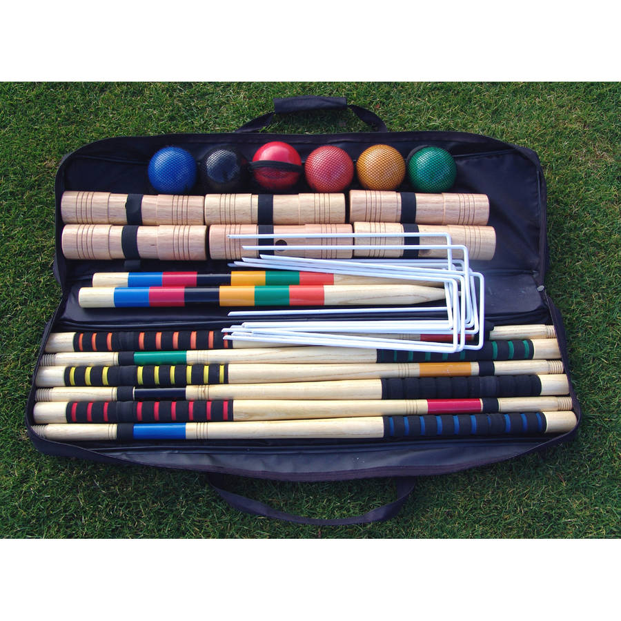 Baden Sports Champions Series Croquet Set