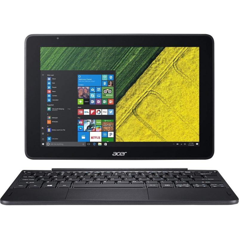 "Refurbished Acer One 10 - 10.1"" Laptop Intel Atom x5-Z8350 1.44GHz 2GB Ram 64GB Flash W10H"
