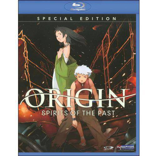 Origin: Spirits Of The Past (Special Edition) (Blu-ray) (Widescreen)
