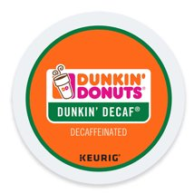 Coffee Pods: Dunkin' Donuts K-Cup Pods
