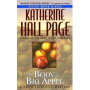 Faith Fairchild Mysteries, 10: The Body in the Big Apple (Paperback)
