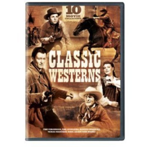 Classic Westerns: 10 Movie Collection (Widescreen)