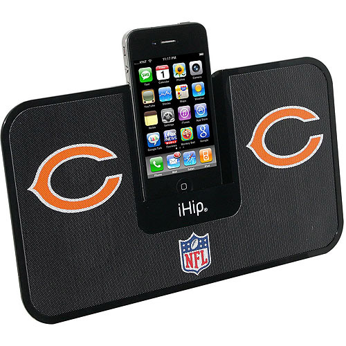 Portable Premium Idock With Remote Control - Chicago Bears Chicago Bears HPFBCHIIDP