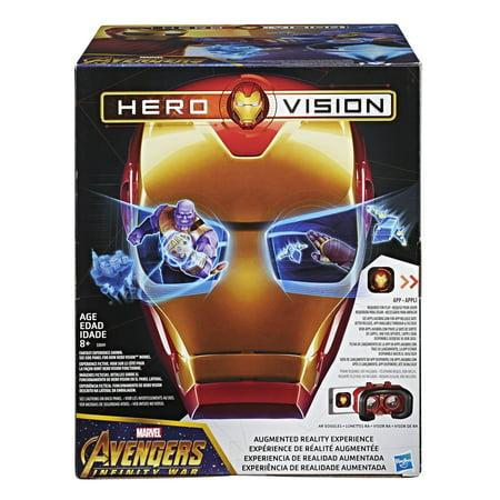 Marvel Avengers: Infinity War Hero Vision Iron Man AR Experience ()
