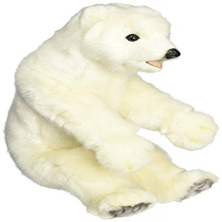 - Hansa Baby Polar Bear Plush