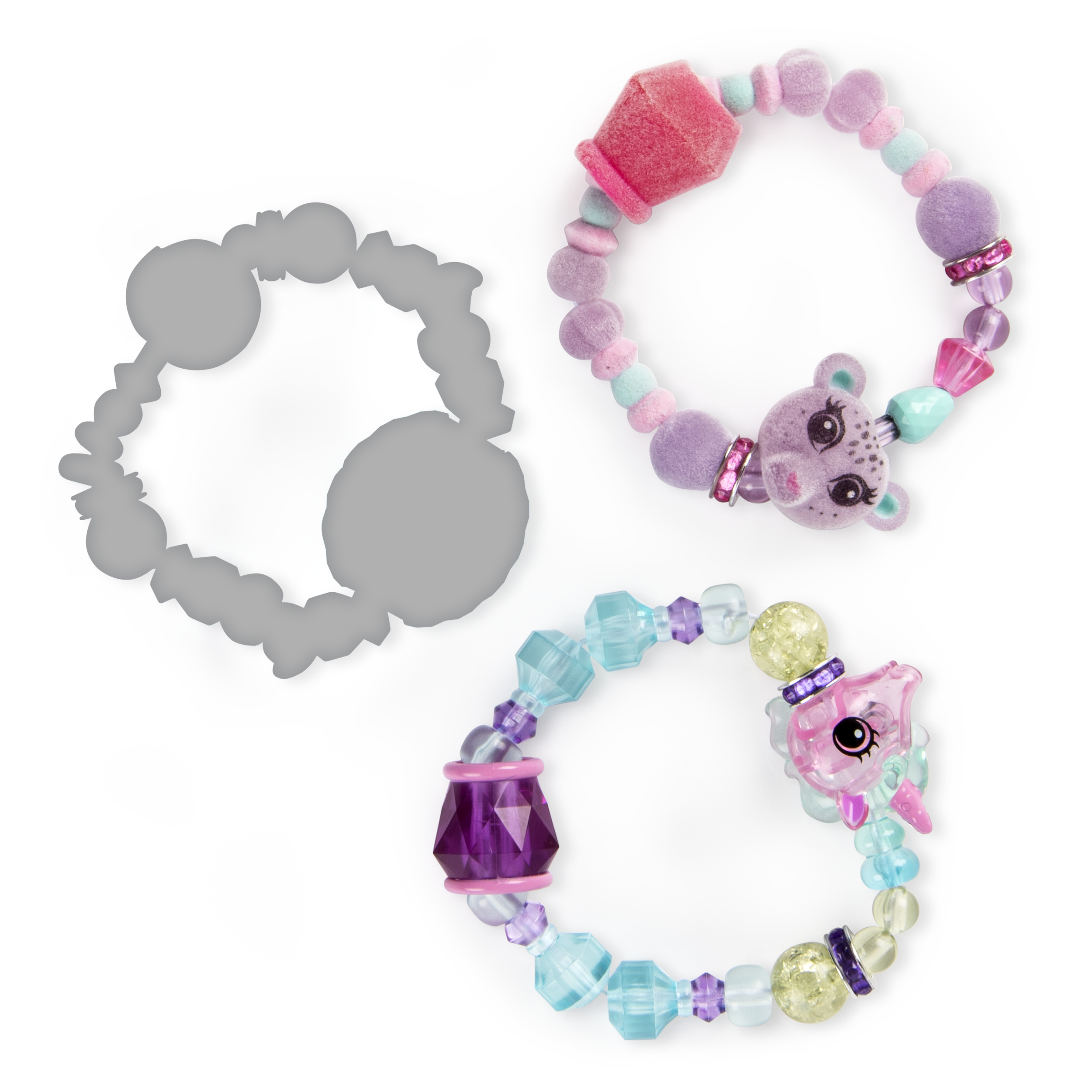 3 Twisty petz Butterscotch Unicorn Berry Tales Cheetah /& Surprise bracelets