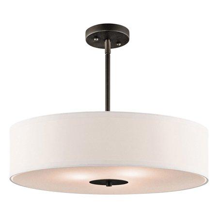 - Pendants 3 Light With Olde Bronze Tone Finish Medium Base Bulb 20 inch 300 Watts