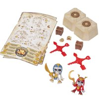 Treasure X Adventure Pack, 2-Pack Dig and Discover Collectible