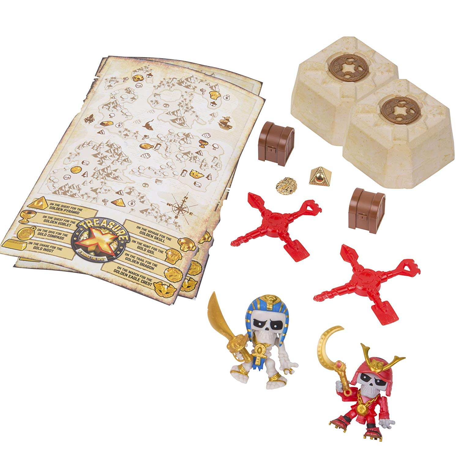Treasure X Adventure Pack, 2-Pack