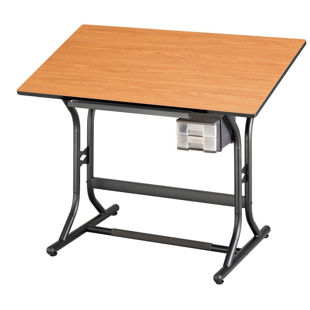 Adjustable Drawing Table Drawers, Pencil Ledge   CraftMaster Jr.