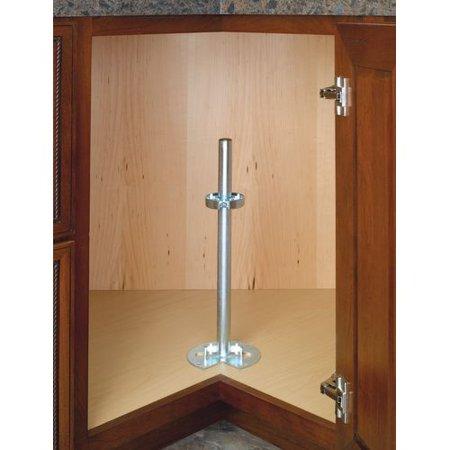 rev a shelf 4bm1 18 52 two shelf lazy susan bottom mount. Black Bedroom Furniture Sets. Home Design Ideas