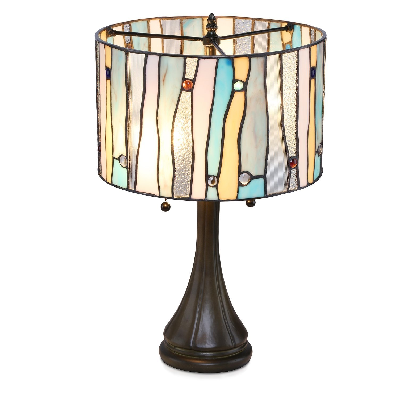 Serena D Italia Tiffany Style Table Lamps Contemporary Mosaic