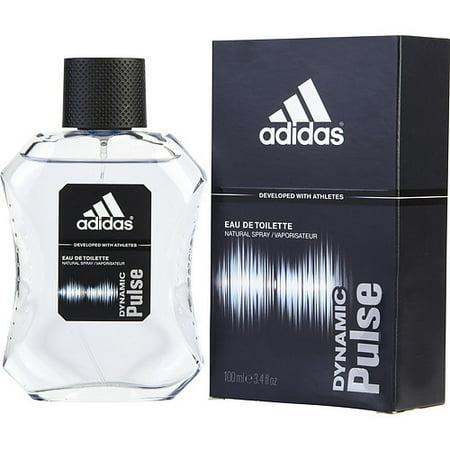 Adidas Dynamic Pulse Edt Spray 3.4 Oz By Adidas (Adidas Calcio)