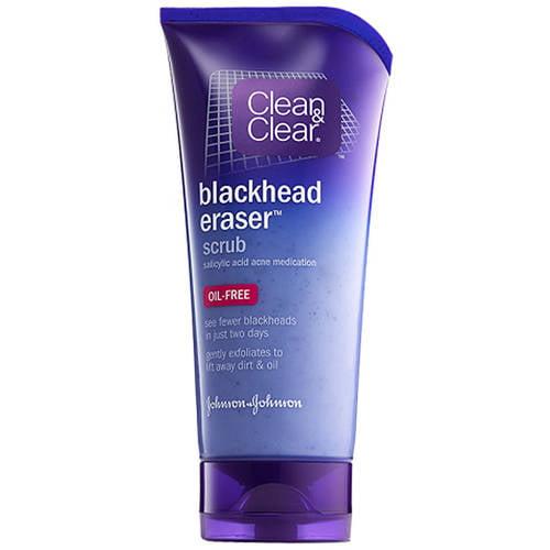 Clean & Clear(R) Blackhead Clearing Scrub Cleansers 5 Oz