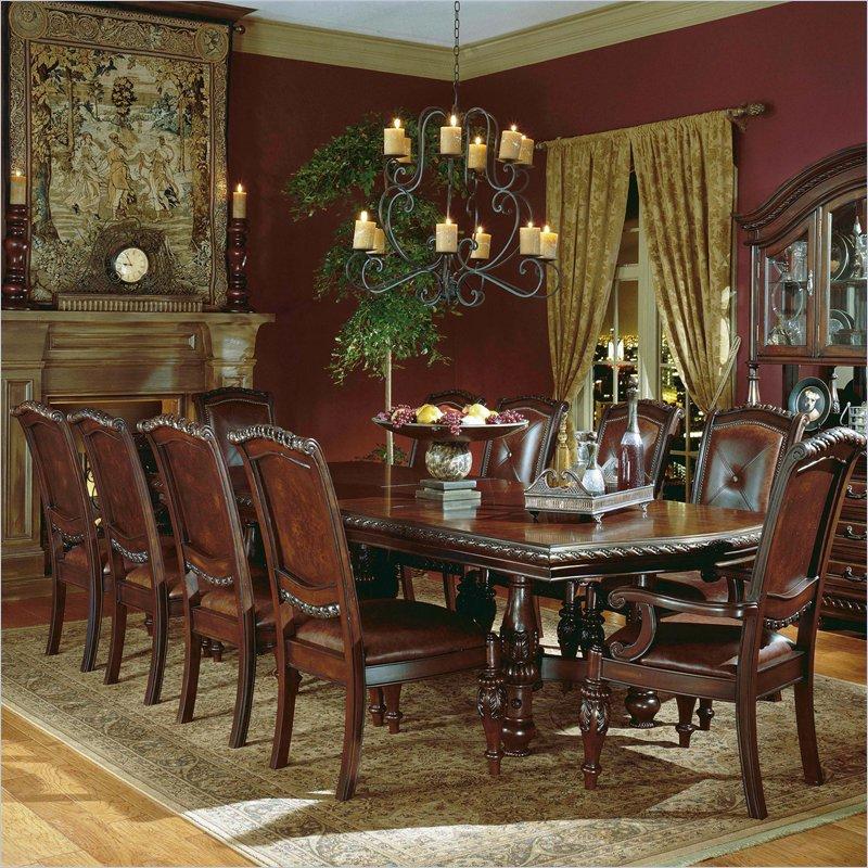 Steve Silver Antoinette 11 piece Dining Room Set by Steve Silver Co