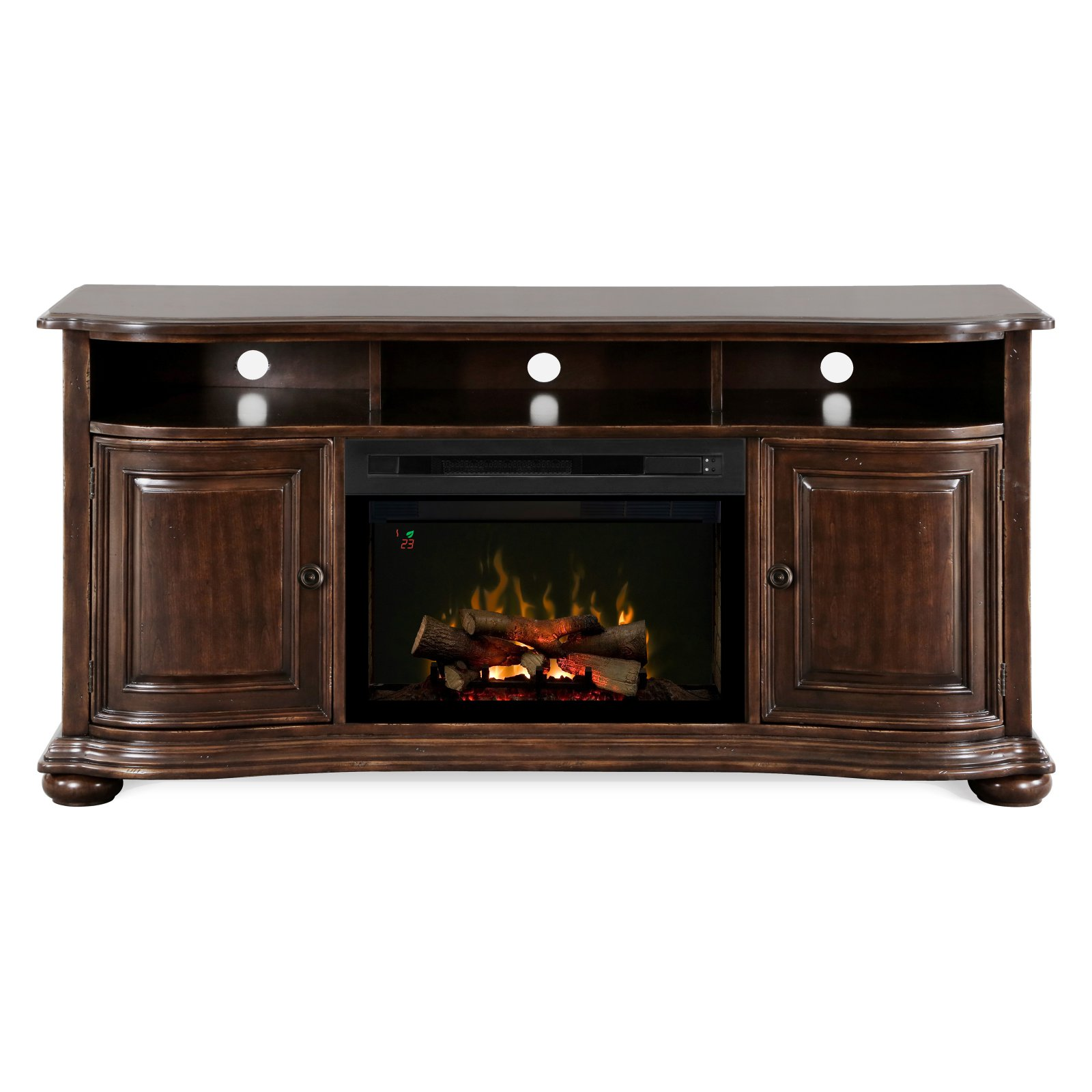 Dimplex Henderson Media Console with Electric Fireplace