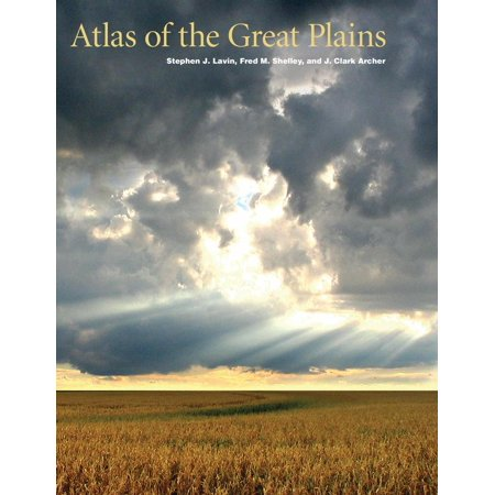 Atlas of the Great Plains: 9780803215368 ()