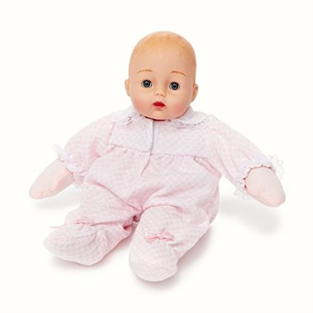 madame alexander bIy huggums with pink check outfit
