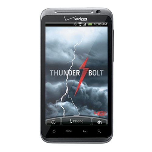 HTC ThunderBolt 4G Android Phone (Verizon Wireless) manufacture refurbished
